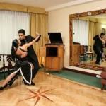 En Argentina el tango se baila a todo lujo