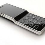 Sony Ericsson Black Diamond, un móvil de lujo
