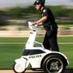 Policía veloz… y de lujo !