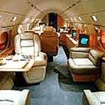 Gulfstream 550: un lujo para pocos