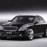 Maybach: el auto mas sofisticado del mundo