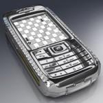 Diamond Crypto Smartphone, compitiendo por el lujo